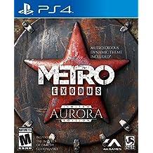 Metro Exodus: Aurora Limited Edition PS4