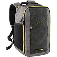 Cabin Max Manhattan Stowaway - 35x20x20 Lightweight 0.5kg Mini Backpack Mens and Women Ideal Second Carry on Luggage for Most International Airlines - Brilliant Underseat Carry on Luggage