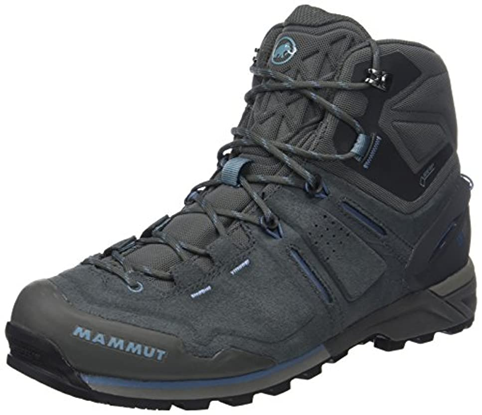 南東精査するピクニックRaichle / Mammut Alnasca Pro Mid GTX Men graphite/cloud EU 42,0-UK 8,0