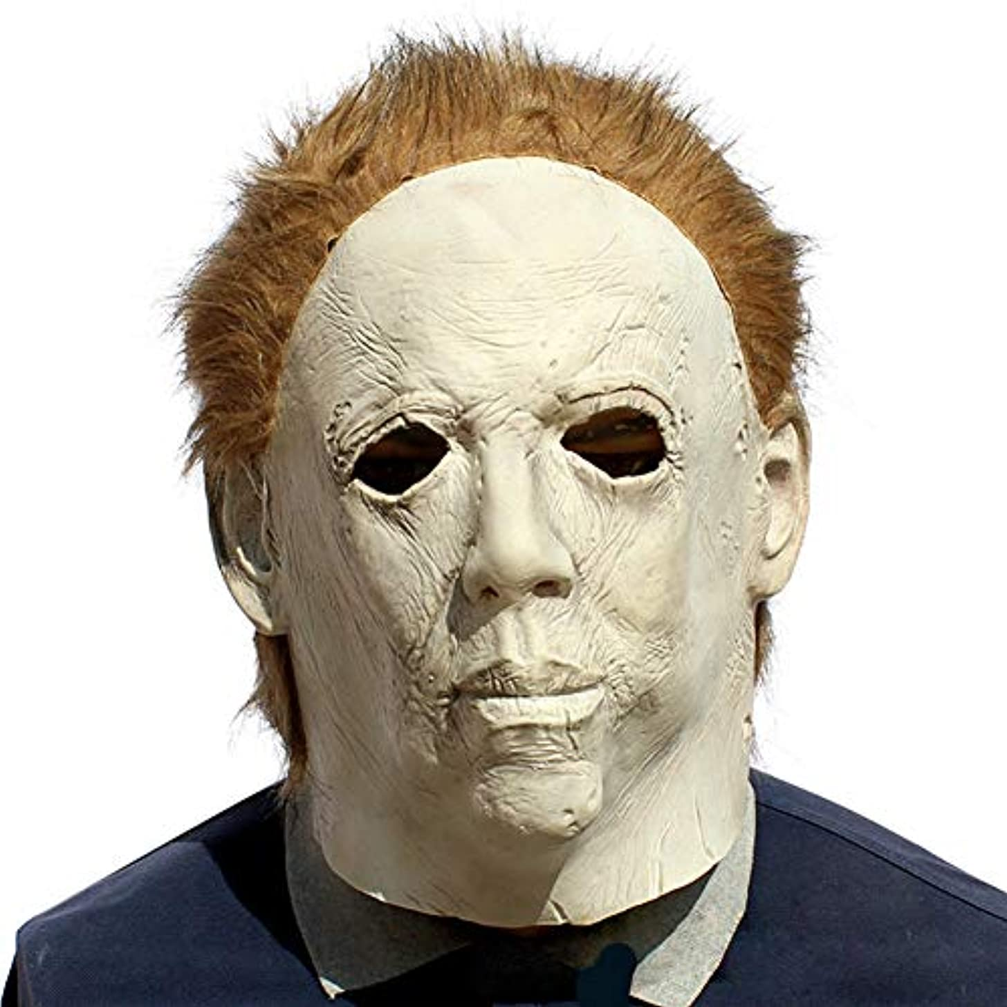 視線無臭等しいハロウィーンマスク、ホラーラテックスマスク、ハロウィーン、テーマパーティー、カーニバル、レイブパーティー、バー、小道具、映画。