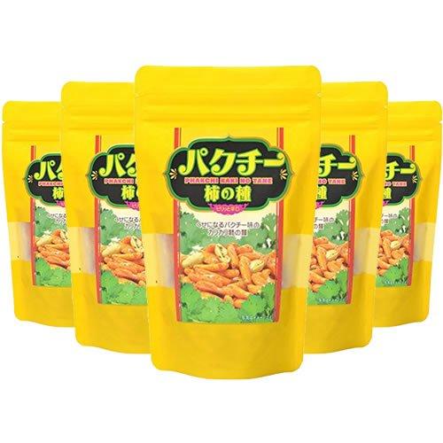 味源 パクチー柿の種 70g×5個