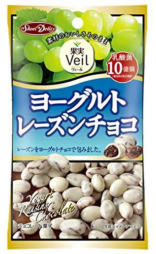 グルメな栄養士セレクト洋菓子 ヨーグルトレーズンチョコ 40g×12袋