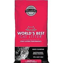 World's Best Cat Litter - Multiple Cat Clumping Litter - 7 lbs.