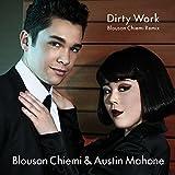 Dirty Work Blouson Chiemi Remix♪ブルゾンちえみ & オースティン・マホーンのCDジャケット