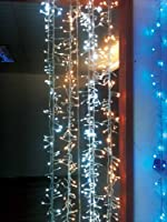 LED ギャラクシーライトストレート 96球 ブルー球