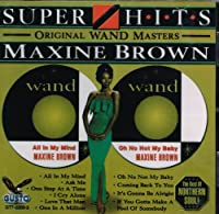 Super Hits by Maxine Brown (2011-03-08)