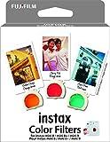 FUJIFILM mini8P/mini8+/mini9用3色入カラーフィルター INSTAX MINI COLOR FILTERS