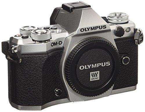 OLYMPUS ミラーレス一眼 OM-D E-M5 MarkII ボディー シルバー E-M5 MarkIIBody SLV