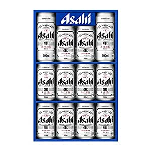 アサヒ スーパードライ缶ビールギフトセットAS-3N ×12本(個)