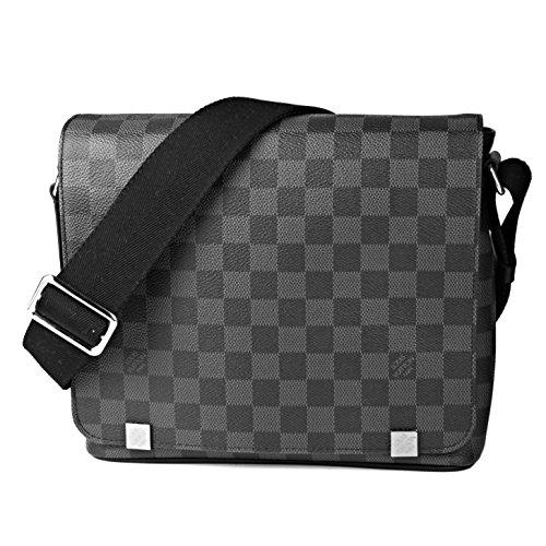 ルイヴィトン(Louis Vuitton)N41028バッグブラック/グレー[並行輸入品]