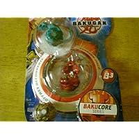 Bakugan Bakucore Starter Pack (Green Myriad Hades, Red Klawgor,Smokey Brown Mystery Ball) by Spin Master [並行輸入品]