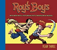 Roy's Boys: Year Three (Volume 3) [並行輸入品]