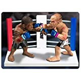 Round 5 UFC / PRIDE Versus Series 1 SPECIAL EDITION Action Figure 2Pack Quinton Rampage Jackson Vs. Wanderlei Silva Pride  並行輸入品