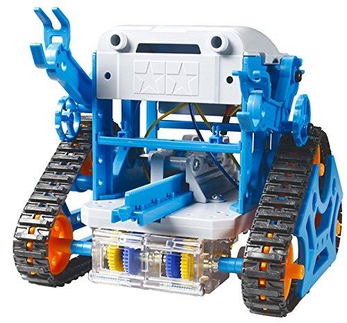 タミヤ『カムプログラムロボット工作セット スケールプラモデル』