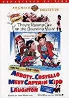 Abbott & Costello Meet Captain Kidd [DVD] [Import]