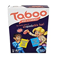 Taboo Kids vs. Parents Family Board Game Ages 8 and Up [並行輸入品]