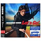 Let's Go!(初回生産限定盤)(DVD付) [Single, CD+DVD, Limited Edition, Maxi] / 近藤真彦 (演奏) (CD - 2012)