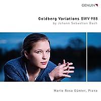 Bach:Goldberg Variations [Marie Rosa Gunter] [Genuin Classics: GEN16435] by Marie Rosa Gunter