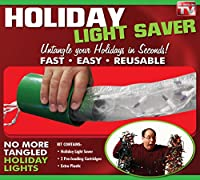Emson 9467Holidayライトsaver-の完全なシステムto keep yourホリデーライト保護され、Tangle Free