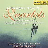 Quartets for Four Voices & Piano