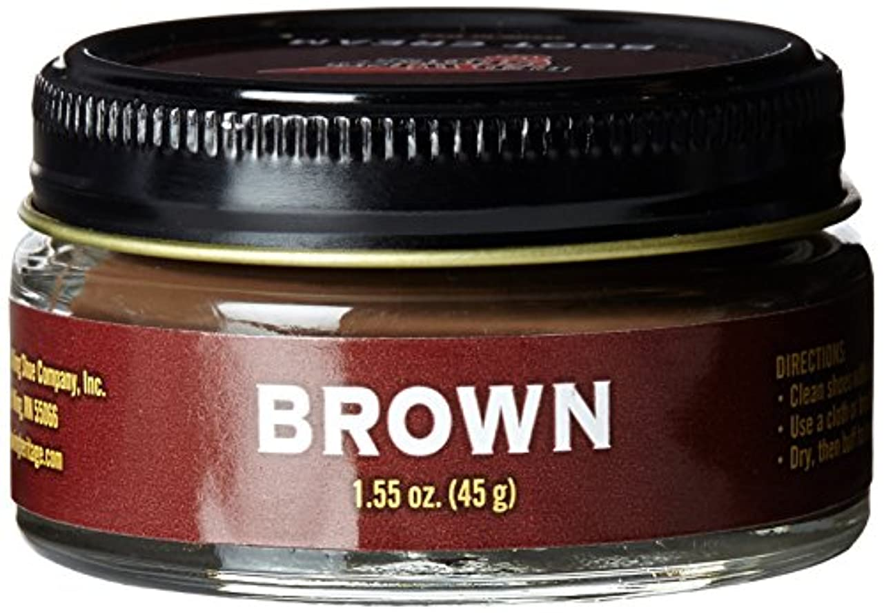 破滅姪直接REDWING Boot Cream レッドウイング ブーツクリーム 純正品/97110 97111 97112 97113 (97112 ブラウン)