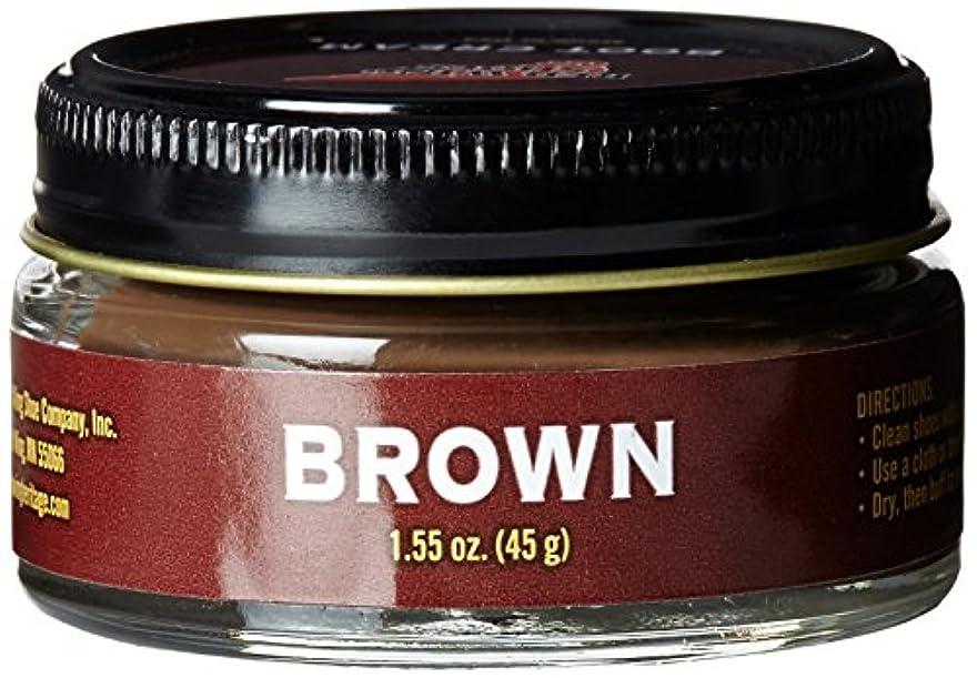 アート権限を与える兄REDWING Boot Cream レッドウイング ブーツクリーム 純正品/97110 97111 97112 97113 (97112 ブラウン)
