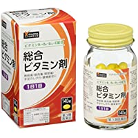 [Amazon限定ブランド]【第3類医薬品】PHARMA CHOICE 総合ビタミン剤 アリナロングEX錠アルファ 140錠