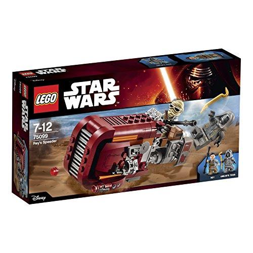 レゴ (LEGO)  スター・ウォーズ レイのスピーダー[TM] 75099