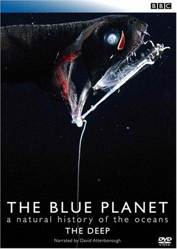 ブルー・プラネット THE DEEP [DVD]の詳細を見る