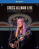 Gregg Allman Live: Back to Macon Ga [Blu-ray]