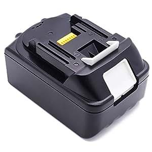 ◆1年長期保証◆マキタ MAKITA 互換バッテリー BL1850 Samsungセル搭載 【ノーブランド品】 (18V 5000mAh (5.0Ah))