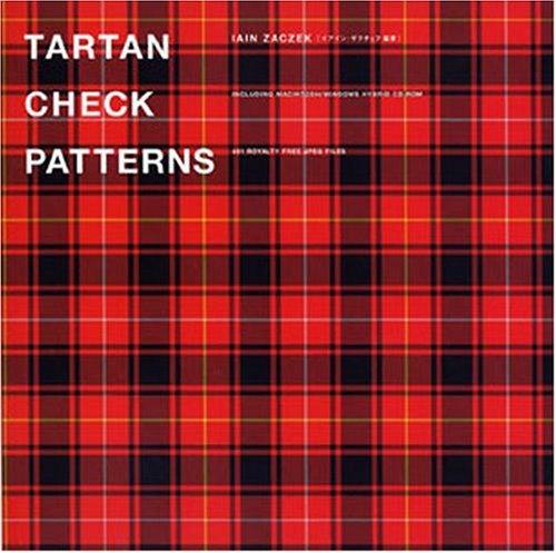 TARTAN CHECK PATTERNS (Royalty Free Patterns)の詳細を見る