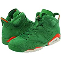 [ナイキ] NIKE AIR JORDAN 6 RETRO PINE GREEN/ORANGE BLAZE/PINE GREEN 【GATORADE】【25.0cm~28.5cm】 [並行輸入品]