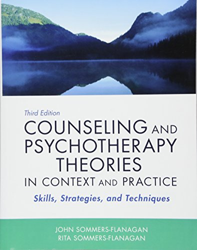 Download Counseling and Psychotherapy Theories in Context and Practice: Skills, Strategies, and Techniques 1119473314