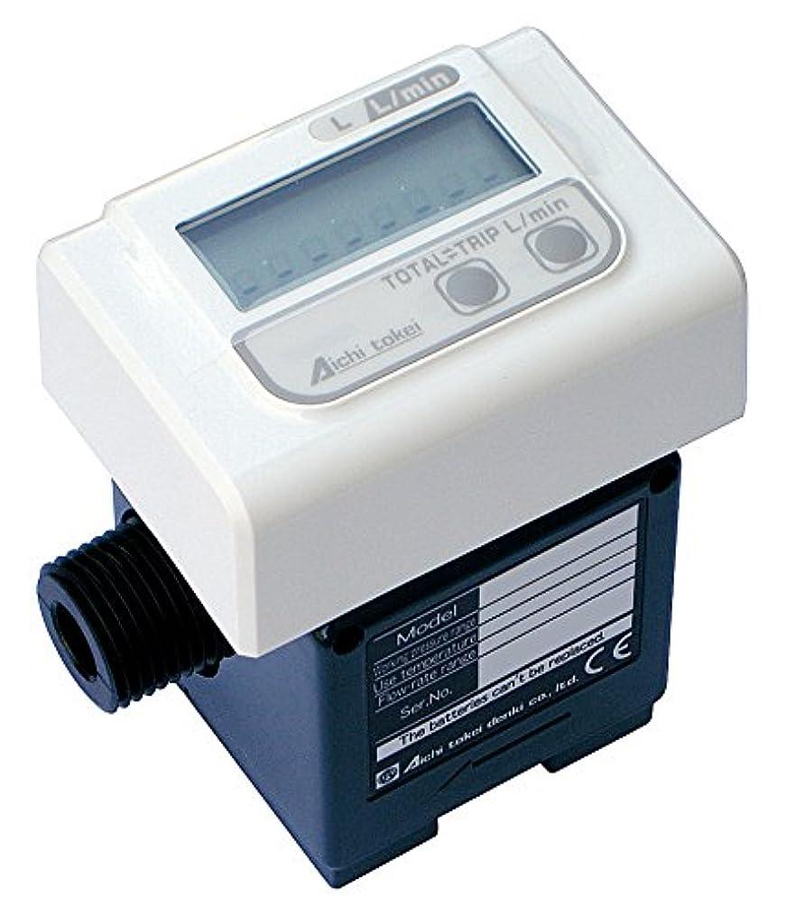 商人同盟付録愛知時計電機 積算流量計