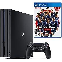 PlayStation 4 Pro ジェット・ブラック 1TB  + ウイニングイレブン2018  セット