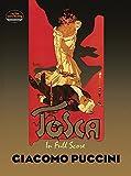 Tosca in Full Score (Dover Music Scores)