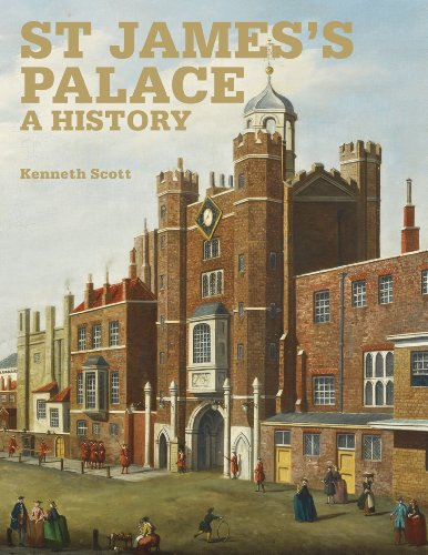 Download St James' Palace: A History 1857596595