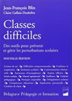 Classes difficiles