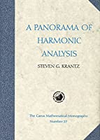 A Panorama of Harmonic Analysis (Carus Mathematical Monographs)