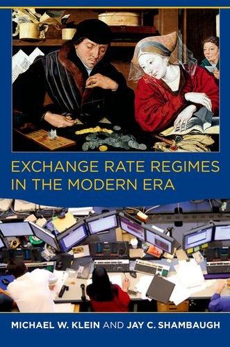 Download Exchange Rate Regimes in the Modern Era (The MIT Press) 0262013657