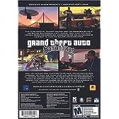 Grand Theft Auto:San Andreas US版 (輸入版)