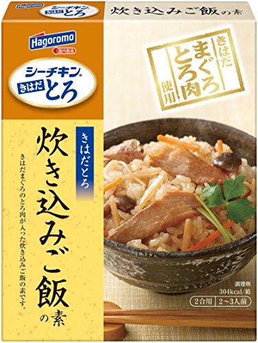 はごろも シーチキンきはだとろ 炊き込みご飯の素 250g (0419)×5個