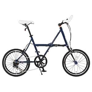 DOPPELGANGER 20インチ フォルダブル・ミニベロロード 軽量アルミフレーム採用折りたたみ自転車 FXシリーズ PALMENDIEB FX14