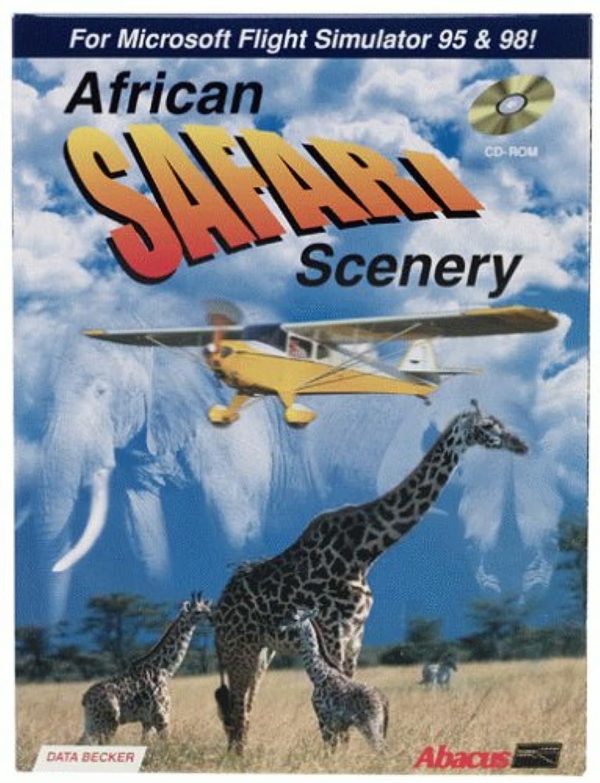 African Safari Scenery (輸入版)