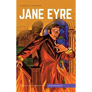 Classics Illustrated: Jane Eyre