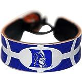 Caseys Distributing 7731400536 Duke Blue Devils Bracelet- Team Color Basketball