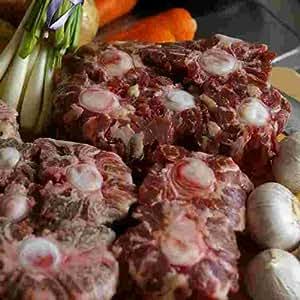 ミートガイ 牛テール (オックステール/Oxtail) カット済み (約500g) Beef Oxtail Cut