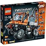 レゴ (LEGO) テクニック ウニモグ U400 8110