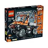 レゴ (LEGO) テクニック ウニモグ U400 8110 画像